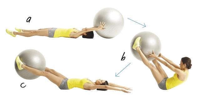 ejercicios con pelota beneficios