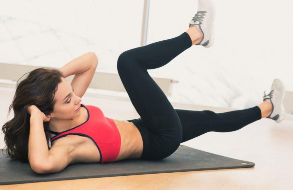 ejercicios basicos de la calistenia