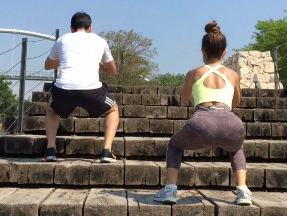 ejercicios de calistenia para piernas y gluteos