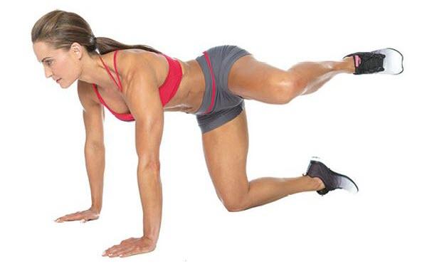 ejercicios de culo o gluteos intensos