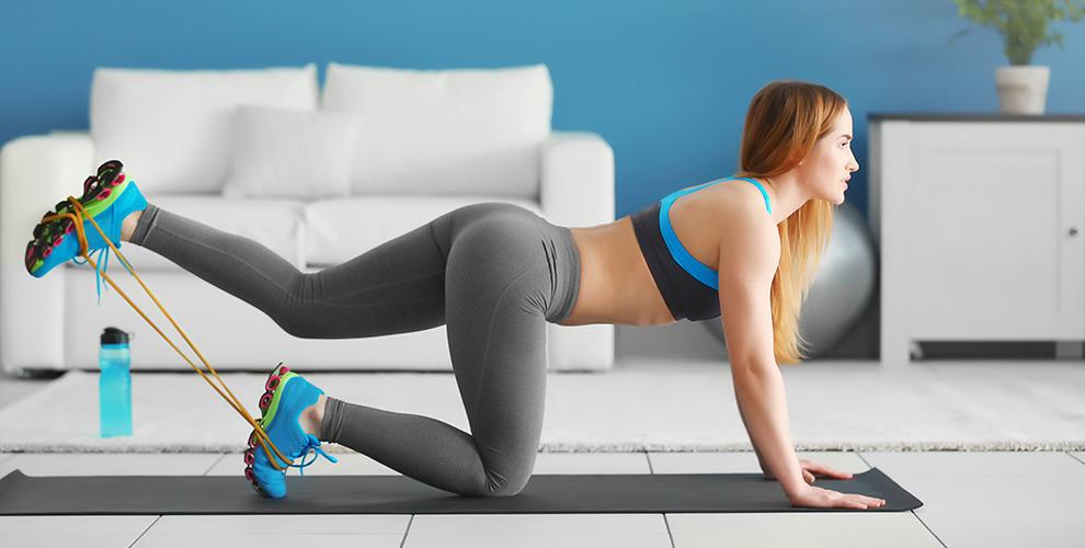 ejercicios culo o gluteos