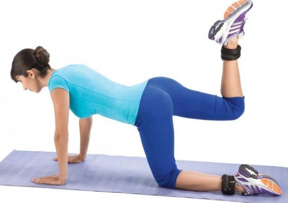 ejercicios de culo o gluteos