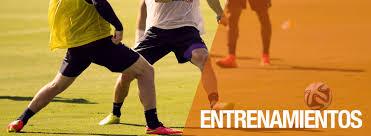 ejercicios de futbol basicos