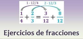 ejercicios de fracciones basicas