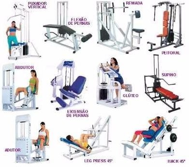ejercicios de gym
