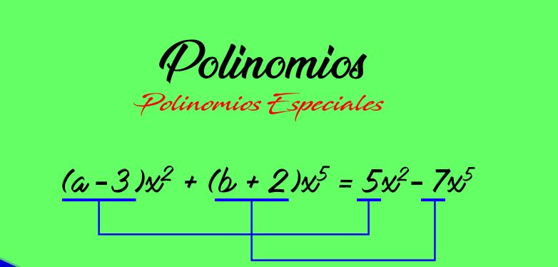 ejercicios de polinomios basicos