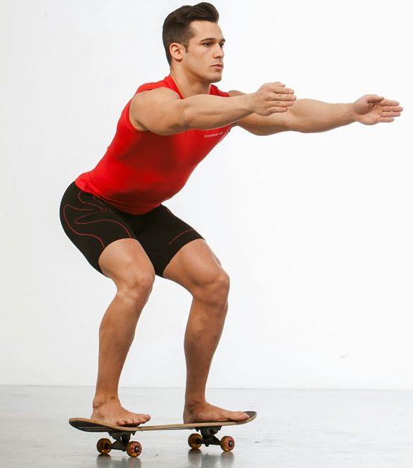 ejercicios de propiocepción y equilibrio
