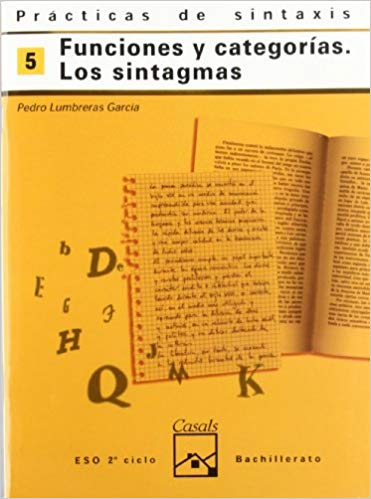 cuaderno ejercicios de sintagmas Amazon uno