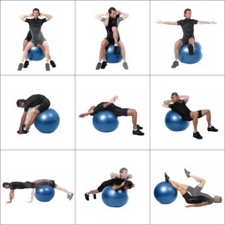 ejercicios de fuerza y tonificación