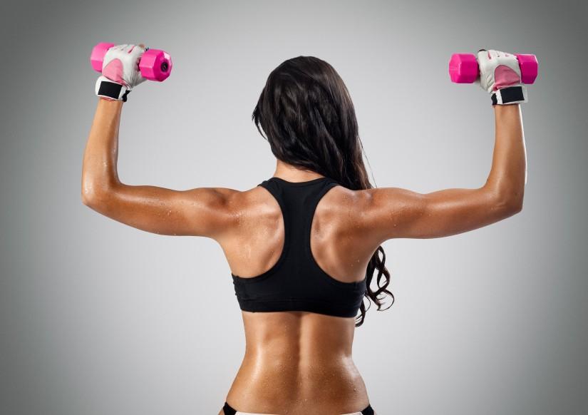 ejercicios de tonificacion en el gimnasio