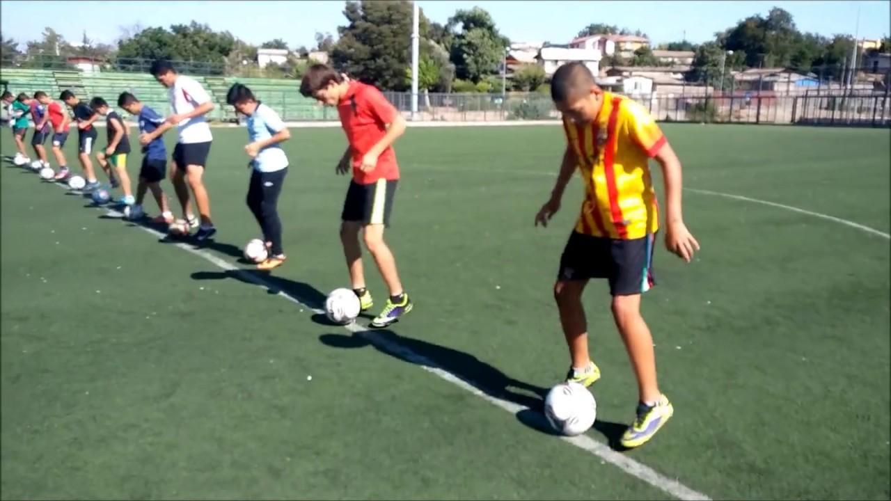 ejercicios de velocidad futbol
