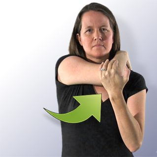 ejercicios para manguito rotador de hombro