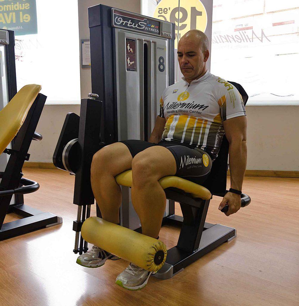 ejercicios vasto interno condromalacia