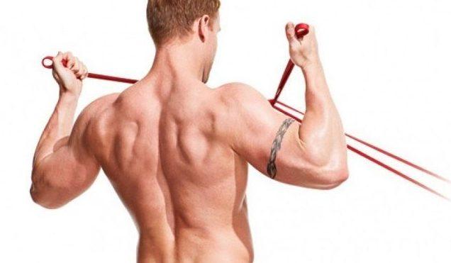 ejercicio de elongacion deltoides