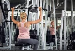 dorsales ejercicios de fuerza