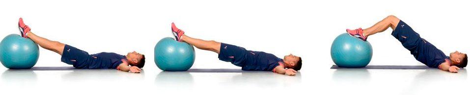ejercicios con fitball beneficios