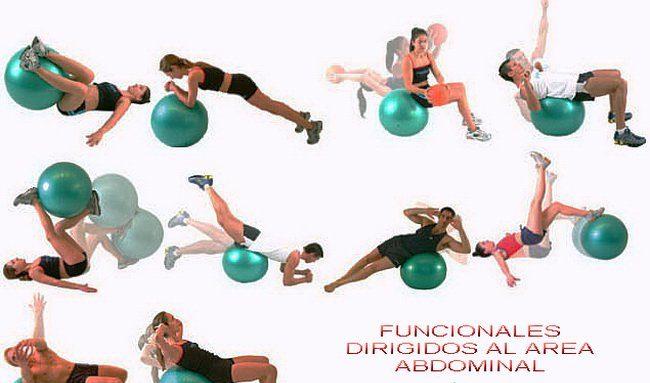 rutinas de ejercicios funcionales