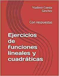ejercicios de funciones cuadráticas Amazon 1