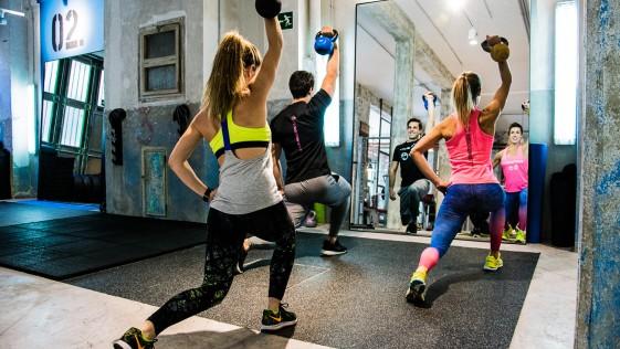 ejercicios integrales gym