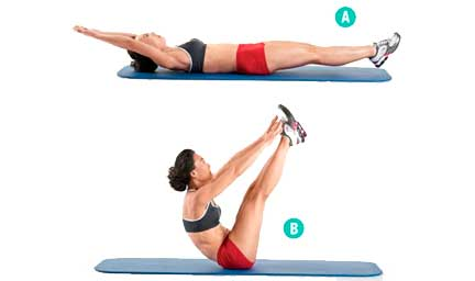 ejercicios isotónicos para abdomen