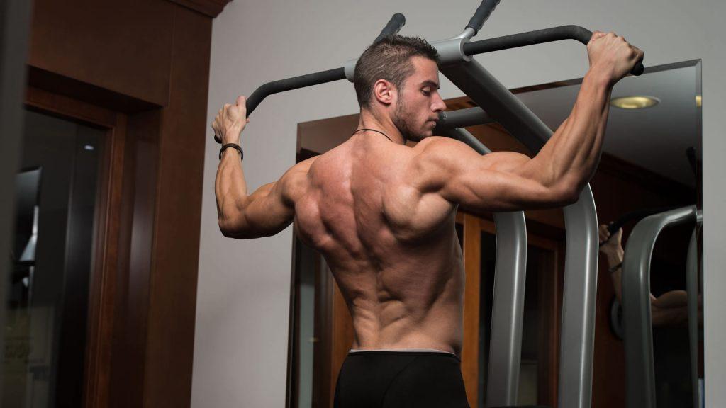 ejercicios multiarticulares de hombro