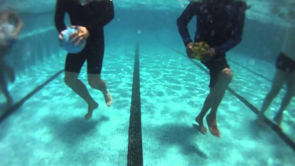 ejercicios en el agua para condromalacia rotuliana