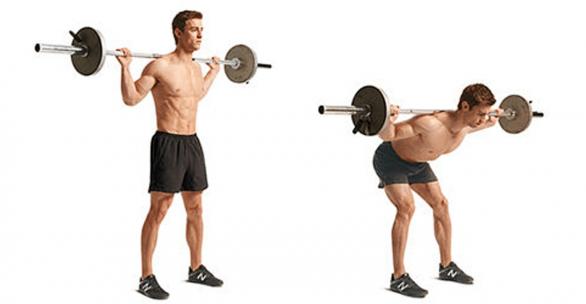 ejercicios para femorales con pesas