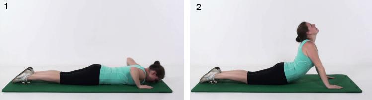 ejercicios aptos para hernia discal