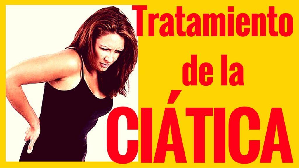 ejercicios para aliviar ciatica