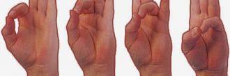 Artrosis dedos manos ejercicios