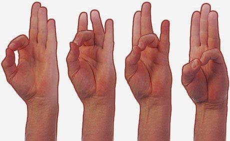 como adelgazar dedos de las manos