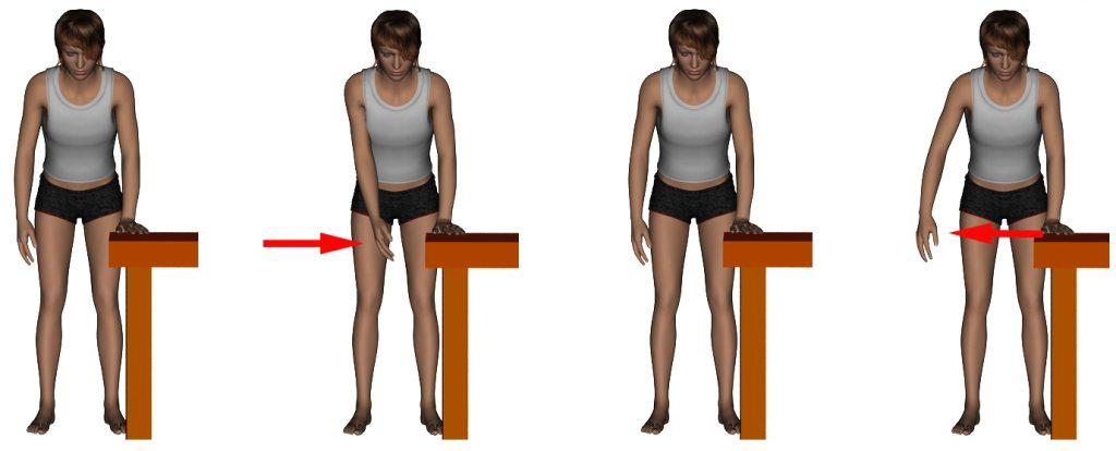 ejercicios de fisioterapia para tendinitis de hombro