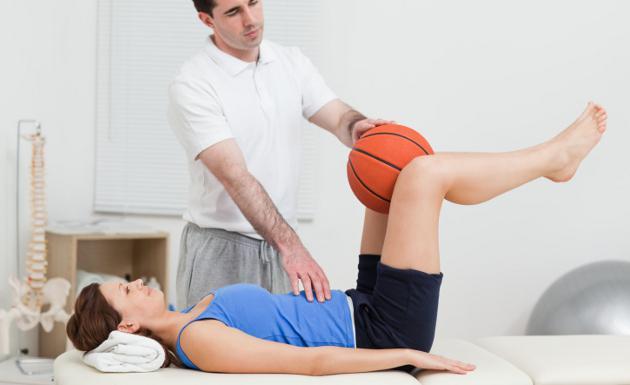 ejercicios de cadera con balon