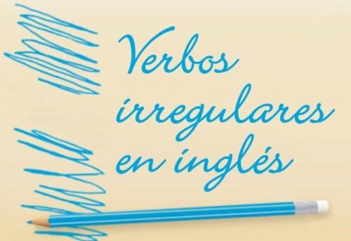 ejercicios verbos irregulares