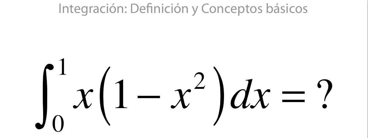 ejercicios de integrales inmediatas tutor