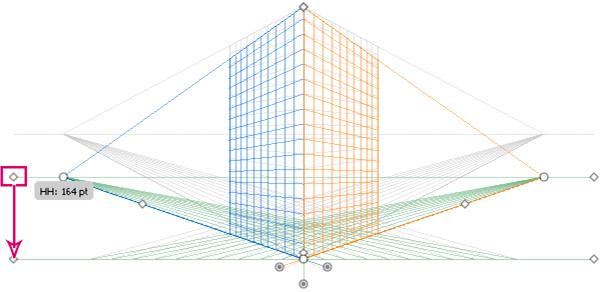 como hacer ejercicios de perspectiva isometrica