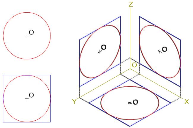ejercicios de perspectiva isométrica