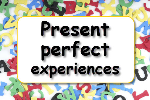 present perfect simple ejercicios