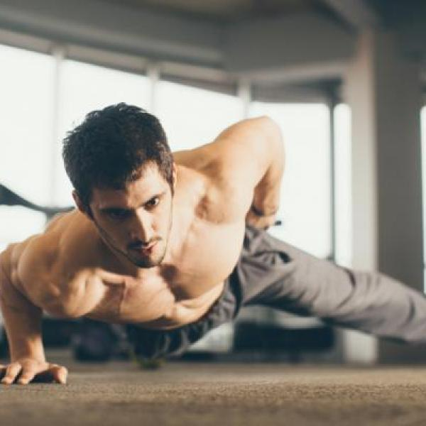 ejercicios de calistenia fisica
