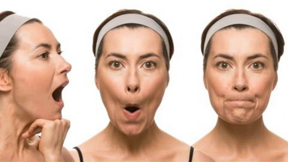 ejercicios expresion facial