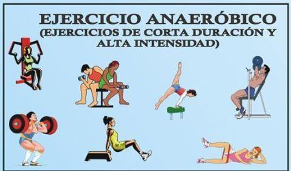 ejercicios anaerobicos ejemplos